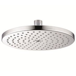 JTP Airforce Fixed Shower Head- 300mm Diameter- Chrome