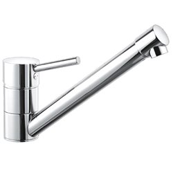 JTP Mix Mono Kitchen Sink Mixer Tap- Single Handle- Chrome