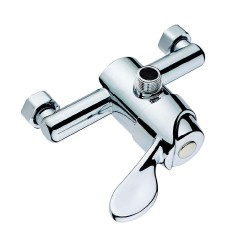 JTP Sequential Exposed Shower Valve Single Handle - Chrome