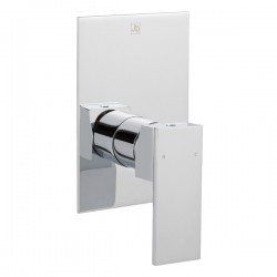 JTP Athena Manual Shower Valve Single Handle - Chrome