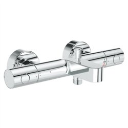 Grohe Grohtherm 1000 Cosmopolitan M Thermostatic Shower Mixer Tap Bathroom Bath