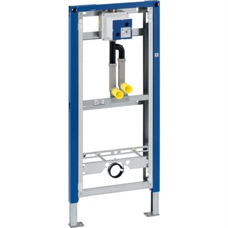 Geberit Duofix frame for urinal, 130 cm, universal, with pipe interrupter