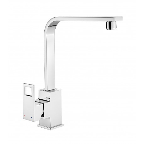 Deante Anemon Sink mixer with rectangular spout