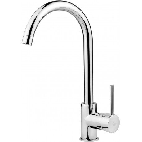 Deante Aster Sink mixer with U spout