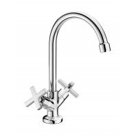 Deante Lucerna Sink mixer with U spout