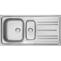 Deante Maredo 1,5-bowl sink with draining board
