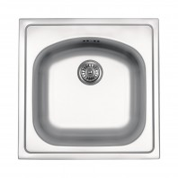 Deante Salsa New 1-bowl sink without draining board