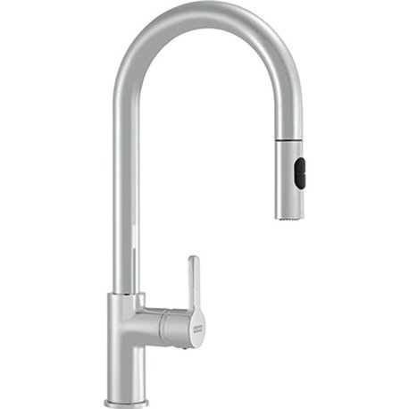 Franke Arena Pull Out Nozzle Kitchen Tap Silksteel