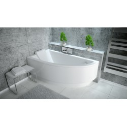 PRAKTIKA asymmetrical bathtub