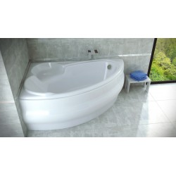 FINEZJA NOVA asymmetrical bathtub