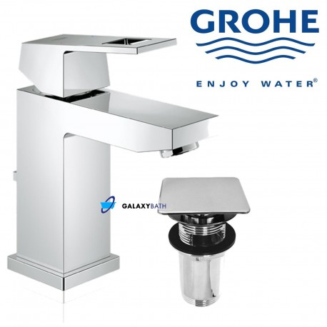 Grohe Eurocube Single-lever Basin mixer 1/2""