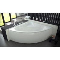Mia Symmetrical Acrylic Bathtub