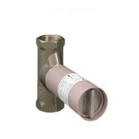 """Hansgrohe Concealed Shut Off Valve ½"""" With Ceramic Disc"""