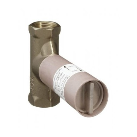 """Hansgrohe Concealed Shut Off Valve ½"""" With Spindle"""
