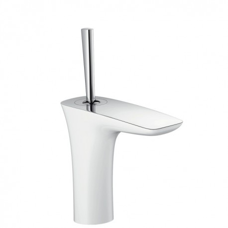 PuraVida - Single lever basin mixer for standard basins with waste set