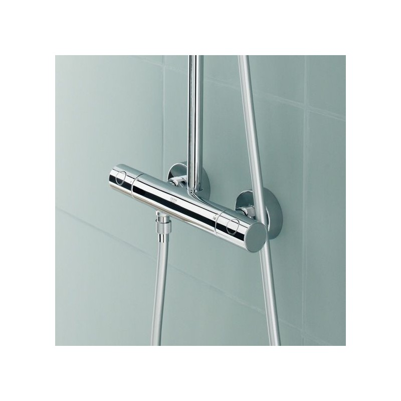 Grohe Euphoria 150 Thermostatic Tap Shower Mixer System