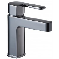 Omnires Columbia Modern Basin Mixer Tap Chrome Single Lever