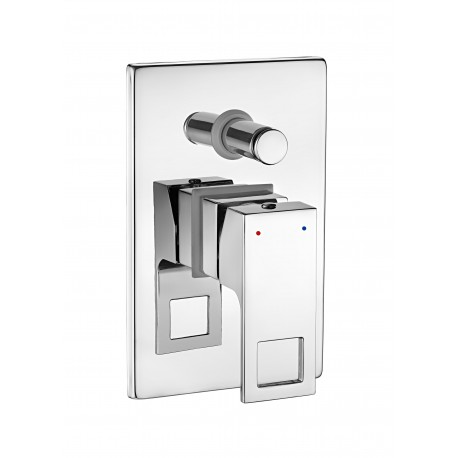Deante Anemon Built-in shower mixer with diverter