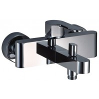 Omnires Columbia Bath Mixer Tap Single Lever Chrome