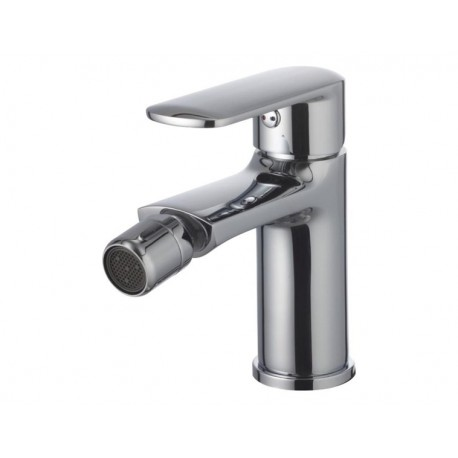 Omnires Ebro Bidet Mixer Tap Single Lever Chrome