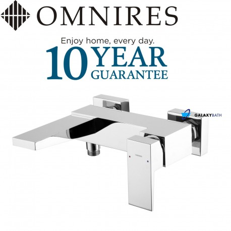 Omnires Fresh Bath Mixer Tap Single Lever Chrome