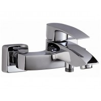 Omnires Murray Bath Mixer Tap Single Lever Chrome