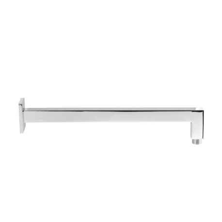 Omnires RA12 Brass Wall Mounted Shower Arm Chrome