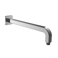 Omnires RA15 Brass Wall Mounted Shower Arm Chrome
