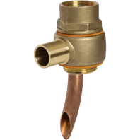 Stuart Turner Top Entry Flange For Monsoon And Showermate Pumps (TE)