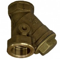 Stuart Turner 1 Inch BSP Inline Strainer For Monsoon And Showermate Pumps