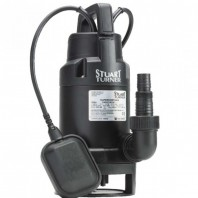 Stuart Turner Supervort 240A Submersible Drainage Pump With Float Switch 240V