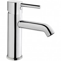 Vitra Minimax Basin Mixer Tap Without Pop-Up Waste Single Lever