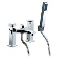 Synergy Tec Studio Bath Shower Mixer Tap 2 Two Hole