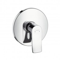 Hansgrohe  Metris Single lever bath or shower mixer for concealed installation 150mm