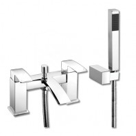 Synergy Tec Studio SC Bath Shower Mixer Filler Tap  With Shower Kit