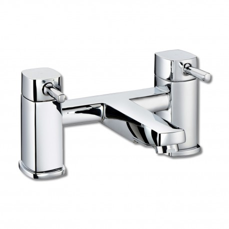 Synergy Tec Studio YB Bath Filler Mixer Tap 2 Two Hole Deck Mounted