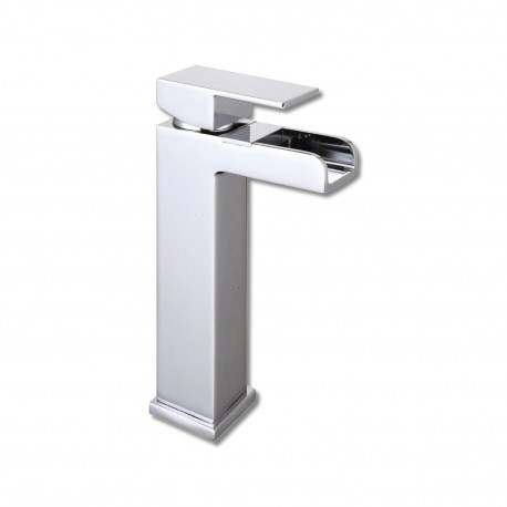 Synergy Tec Studio ZB Tall Waterfall Basin Mixer Tap