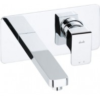 Abode Fervour Concealed Mixer Tap Single Lever