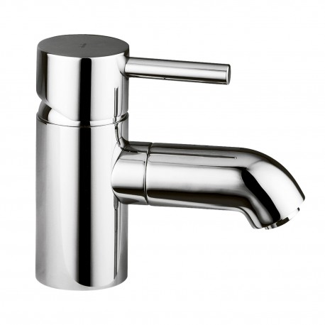 Abode Harmonie Low Pressure Single Lever Mono Bath Filler Mixer Tap