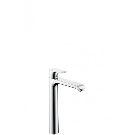 Hansgrohe Metris Single lever basin mixer for wash bowls - 260