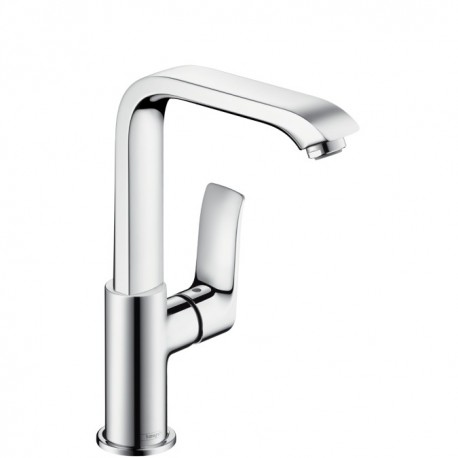 Hansgrohe Metris Single lever basin mixer for standard basins without waste set