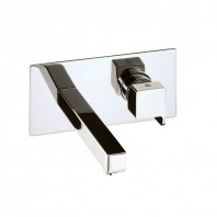 Abode Rapport Concealed Wall Mounted Basin Mixer Tap