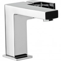Abode Cento Basin Mixer Tap Single Lever With Side Lever