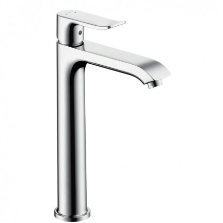 Hansgrohe Metris Single lever basin mixer 200 with waste set