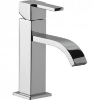 Abode Iso Basin Mixer Tap Single Lever Chrome