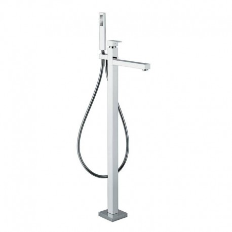 Abode Fervour Freestanding Bath Filler Mixer Tap
