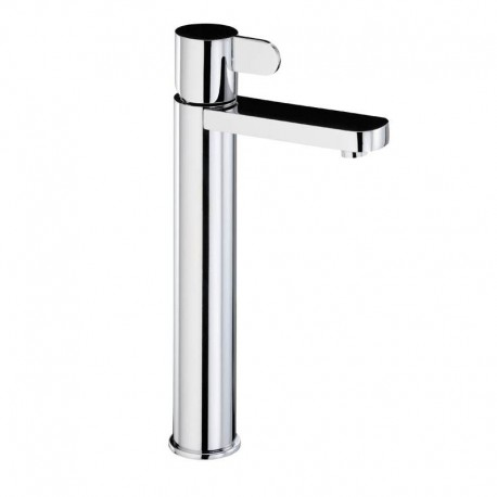 Abode Bliss Tall Basin Mixer Tap Single Lever
