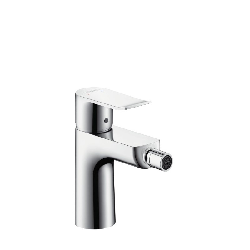 hansgrohe metris single lever bidet mixer. Black Bedroom Furniture Sets. Home Design Ideas