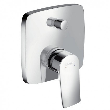 Hansgrohe Metris Single lever bath mixer for concealed installation