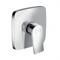 Hansgrohe  Metris Single lever shower mixer for concealed installation